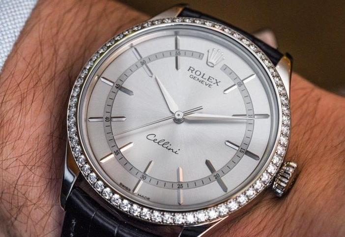 Rolex Cellini 50709RBR Replica