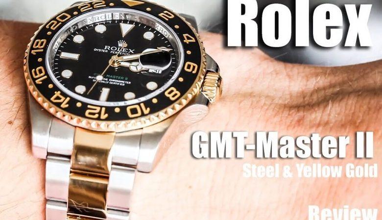 Rolex GMT Master II Fake 116713LN