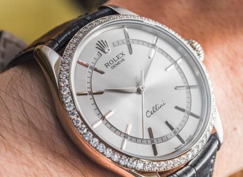 Rolex Replica Cellini 50709RBR