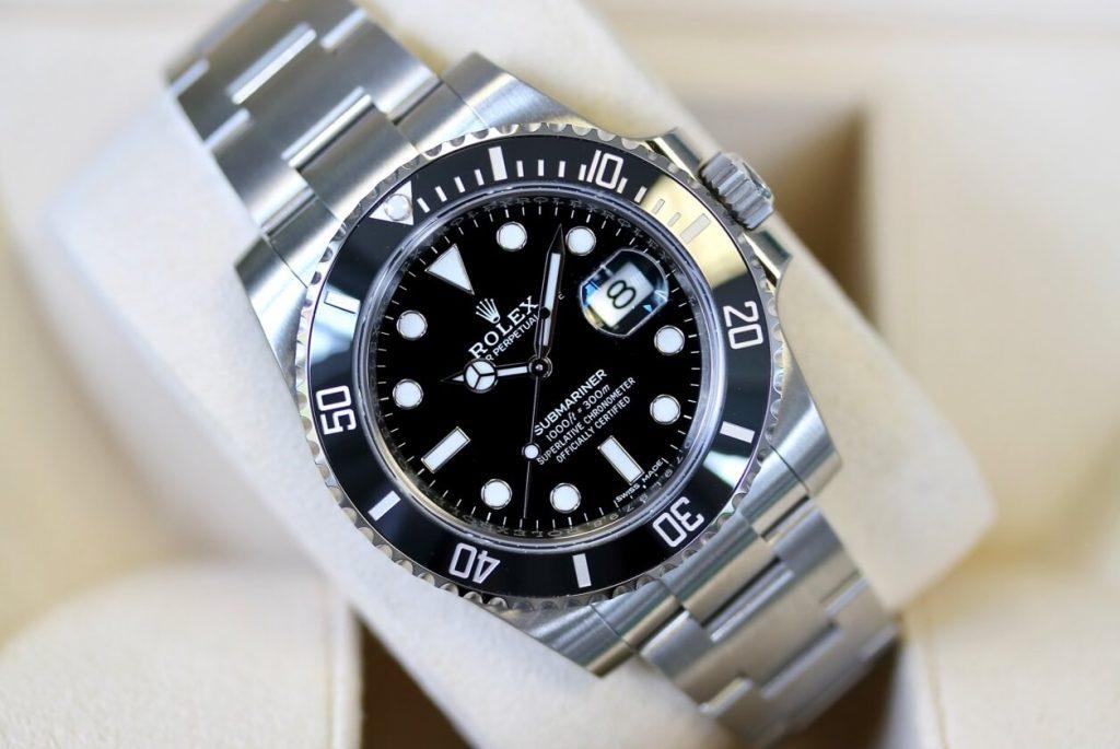 Rolex Submariner fake 116610LN watch