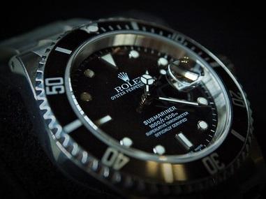 Fake Rolex Submariner Steel Watches