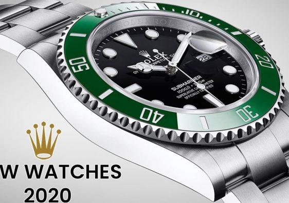 Rolex 2020 new models